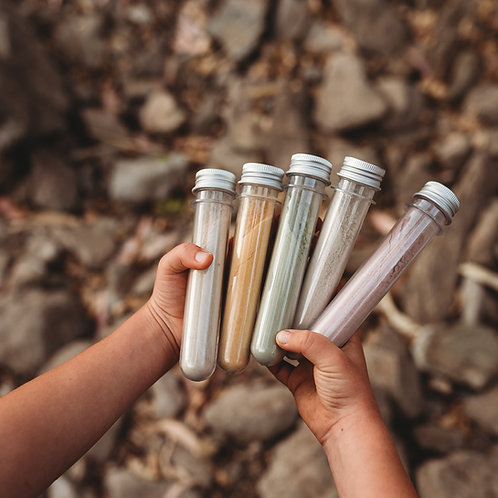 Natural Paint Powders