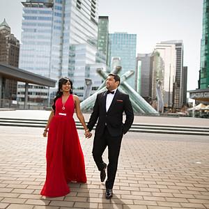 Divya & Harold Engagement