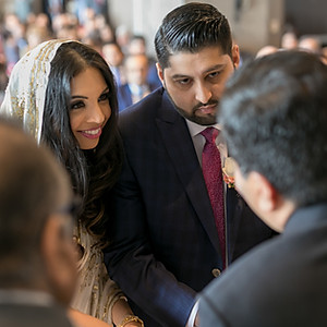 Jena & Altaz Wedding