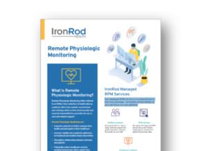 IronRod Health Newsletter – June 2020