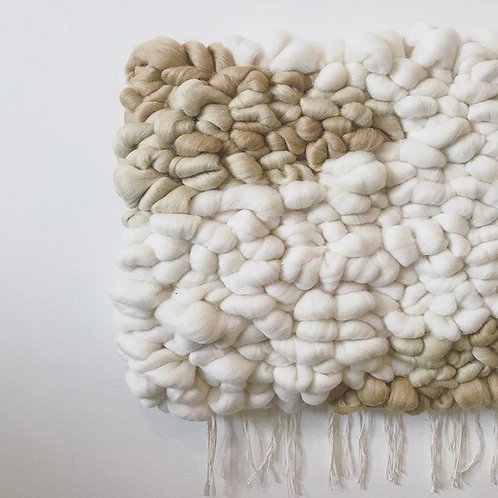 Untitled, Textured Wall Hanging