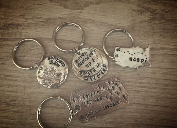 NCNP keychains