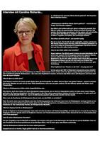 Interview Caroline Richards