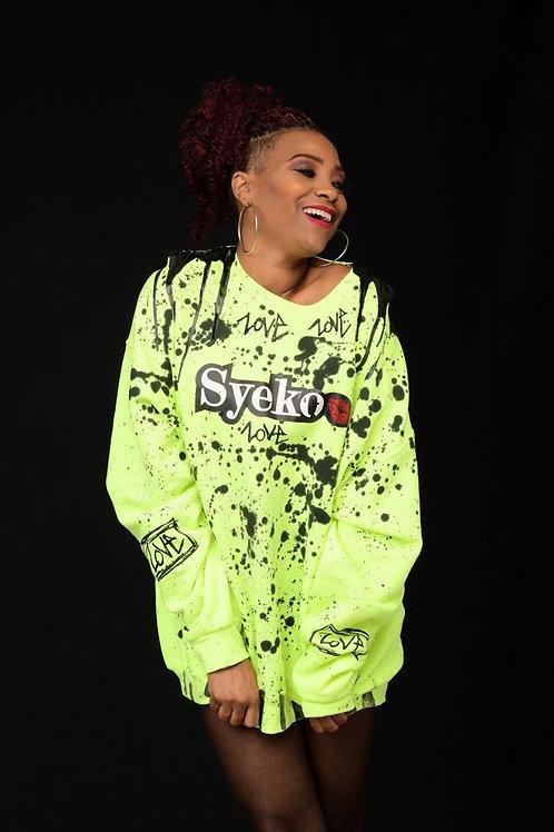 "Syeko ""Splash Me""  Sweatshirt"