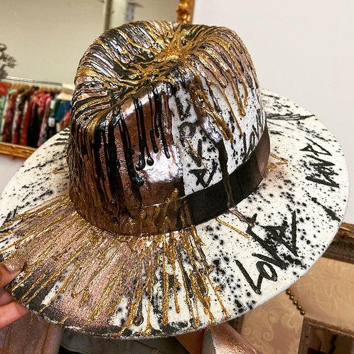 Syeko Drip Fit Fedora Hat