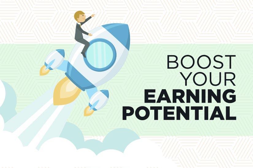 Qualificação profissional pode aumentar sua empregabilidade e ainda seu potencial salarial!