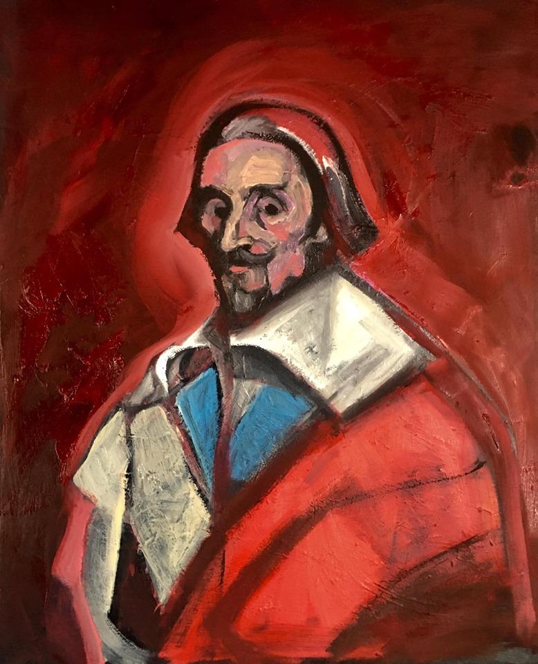 Le Cardinal Richelieu, 2019