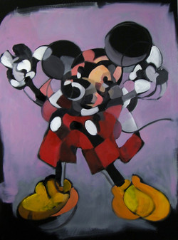 Mickey Mouse,