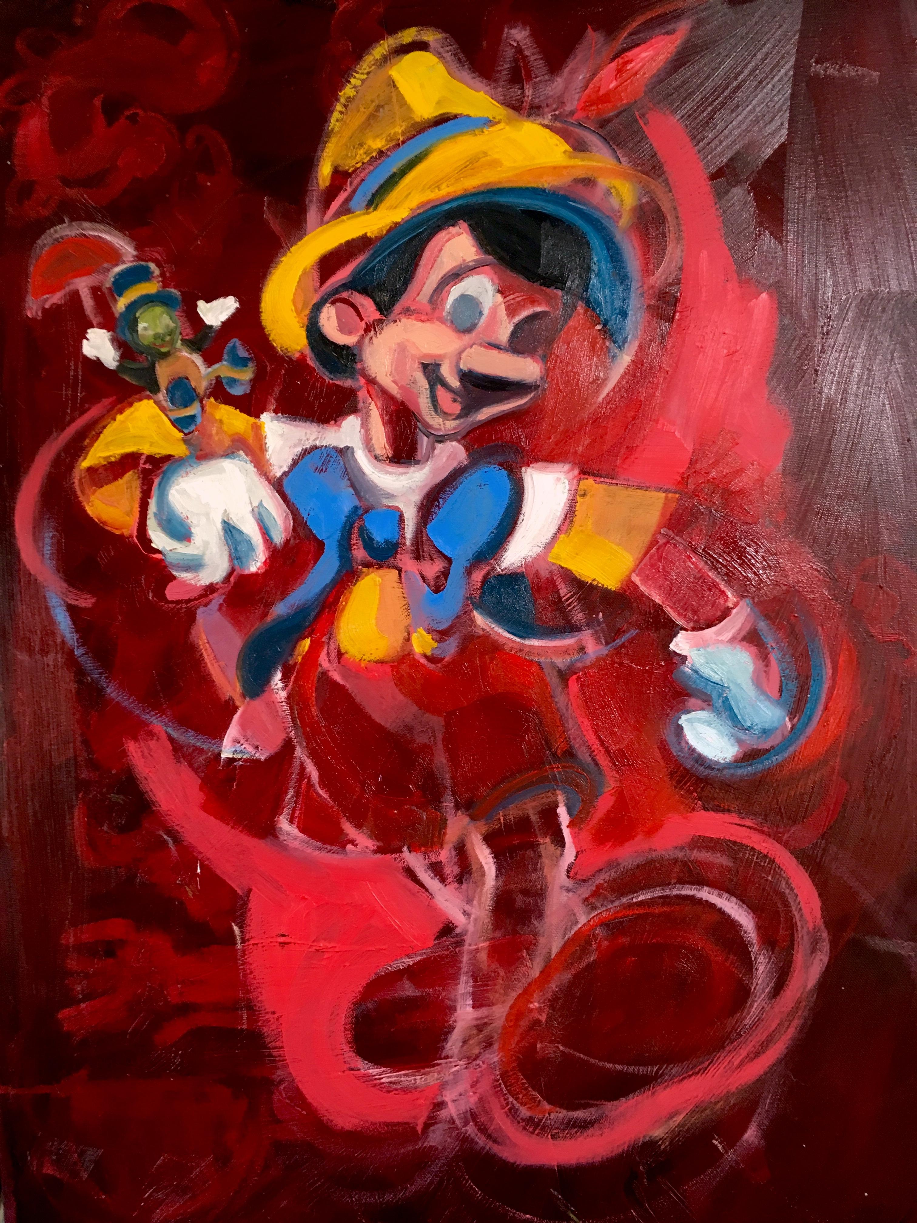 Pinocchio 2, 2019