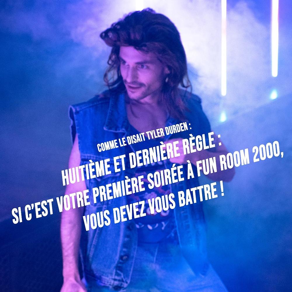 Fun Room 2000 Jérôme Niel Arcade
