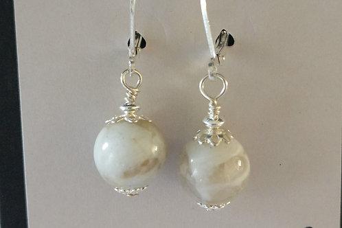 Versatile Moonstone Earrings