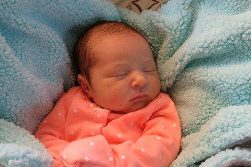 My new Granddaughter, Riley