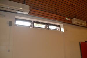 Clerestory-window