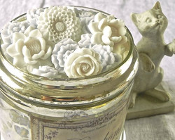 Savon Jolie Fleurs Parfumées