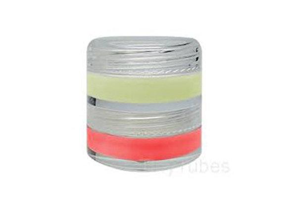Pots empilables pour baume à lèvres
