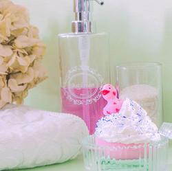 Savon Cupcake Pretty