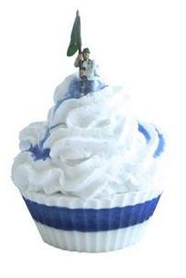 Savon Cupcake d'Hiver