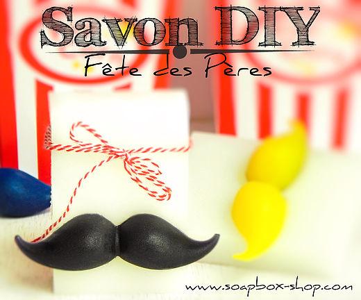 Savon Moustache Papa