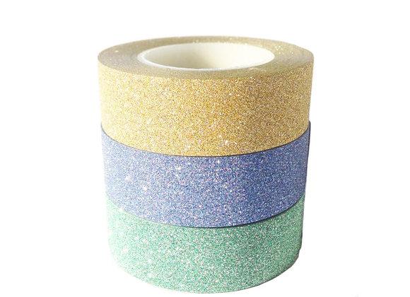 Masking Tape Glitter