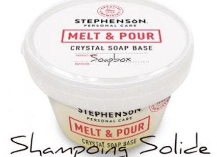 Base shampoing solide - SoapBox