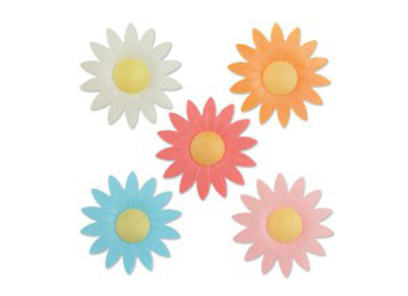 Décor Fleurs de Printemps - Lot de 10