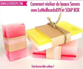 SoapBox chez Le Meilleur du DIY