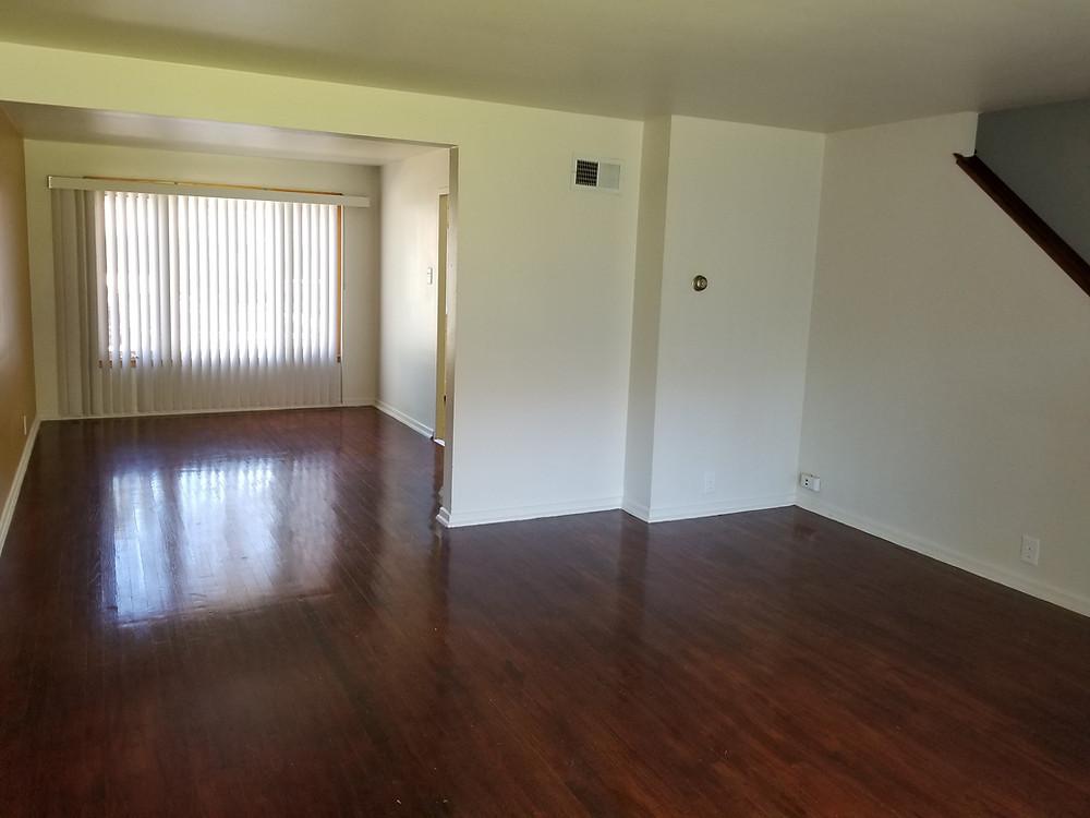 2 bedroom coop living room