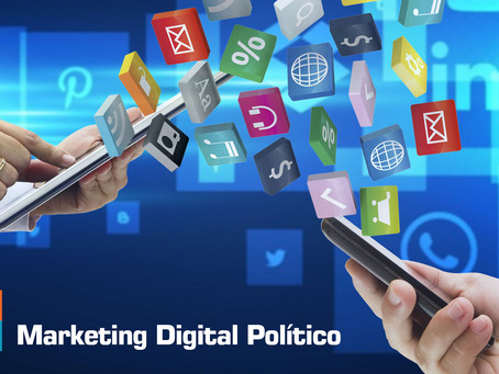 Marketing digital político e seu papel nas eleições de 2020.