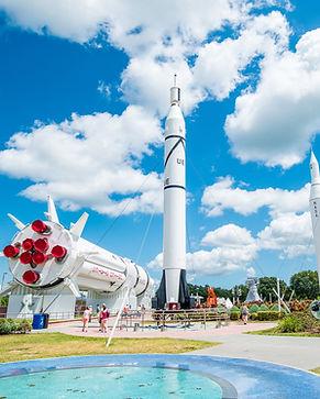 Kennedy-Space-Center-Rocket-Garden-Flori