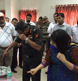 WorkshopEye Care Workshop for Indian Army for Indian Army