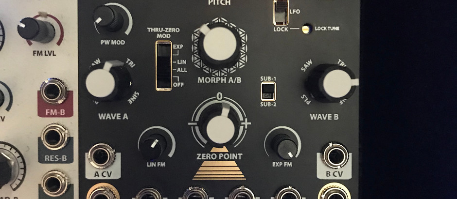 Investigations into the SSF ZPO Eurorack Analog Oscillator