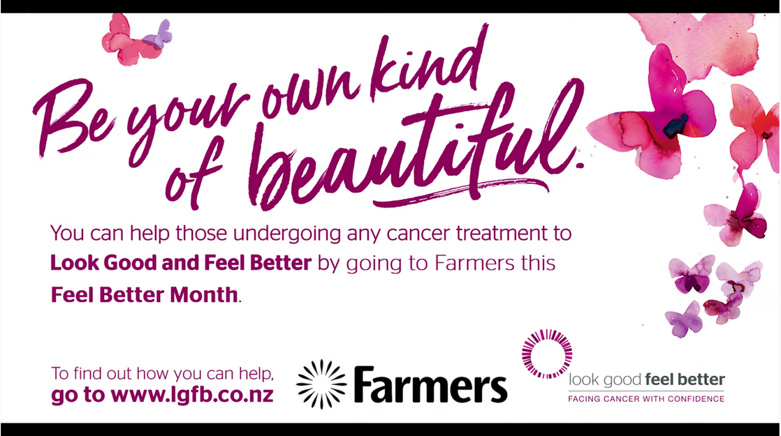 Be your own kind of beautiful this Feel Better Month