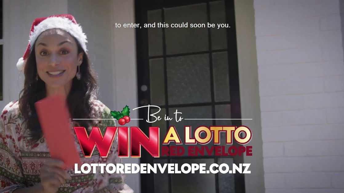 Lotto Red Envelope Giveaway 2020