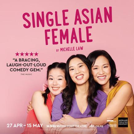Single Asian Female | Auckland Theatre Company