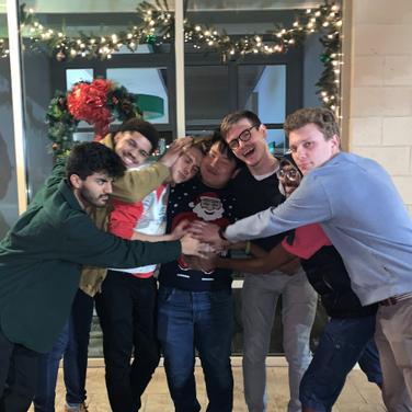 Secret Tarp Holiday Fun!