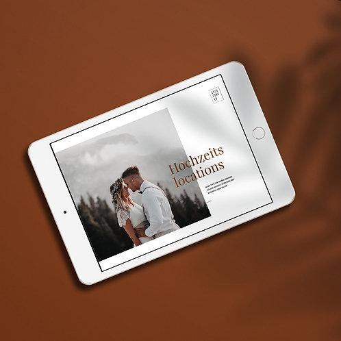 Tipps für Hochzeitslocations in D/A/IT – PDF