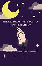 Bible Bedtime Stories cover New Testamen