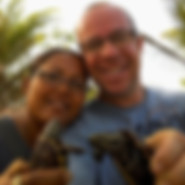 Toon and Leigh porpeang farm Thailand_ed