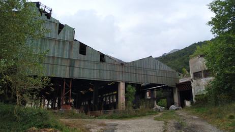 Bosque industrial de Ajuria y Urigoitia