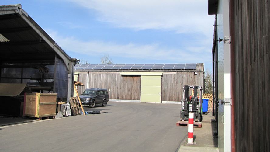 200 kW AGA Apple Growers Association 2