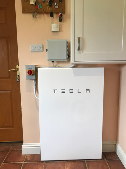 Suffo;k Tesla Powerwall 2