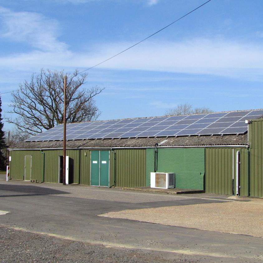 AGA Solar Kent 4