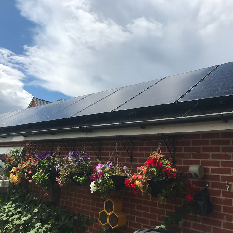 7.14kWp Chelmsford