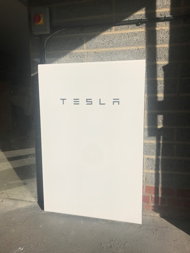 Thaxted Tesla Powerwall 2
