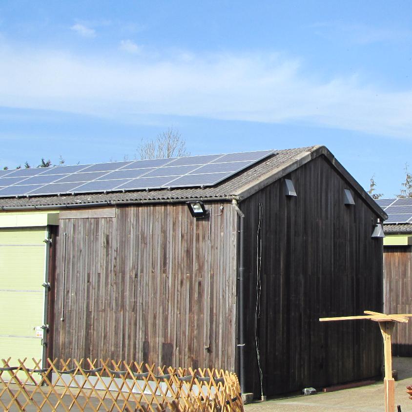 AGA Solar Kent 2