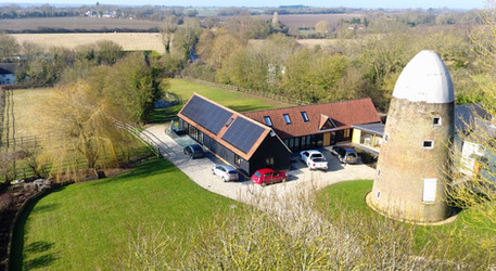 11.28 kWp Clavering Mill