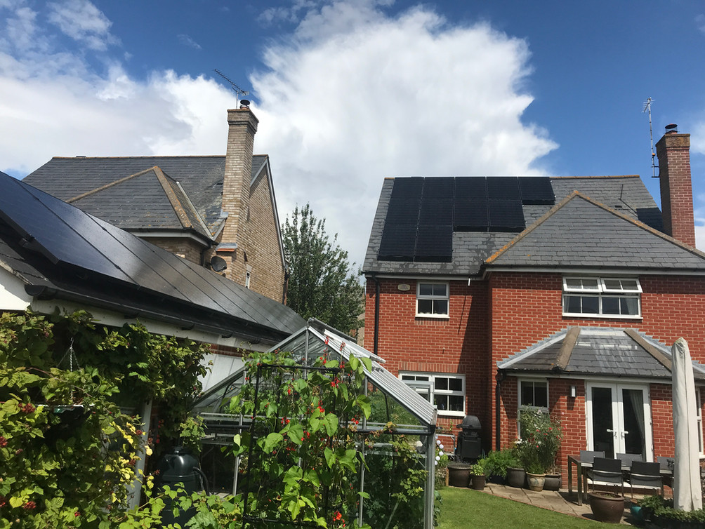 7.14 kWp Chelmsford
