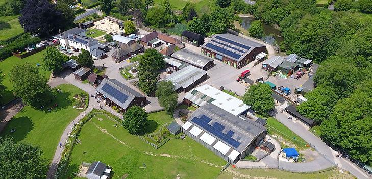 Godstone Farm Solar PV Surrey