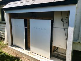 Saffron Walden Tesla Powerwall 2