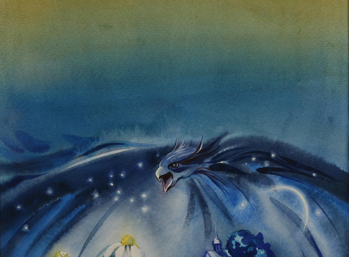 Крылья ночи